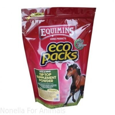Equimins Tip Top Supplement Powder Eco Pack, 2 kg
