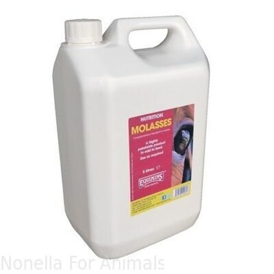 Equimins Molasses jerrycan, 5 litre