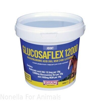 Equimins Glucosaflex 12000 Joint Supplement tub, 900 g