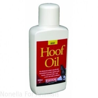 Equimins Hoof Oil bottle, 500 ml