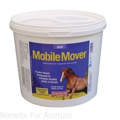 Equimins Mobile - Mover Herbs tub, 1 kg