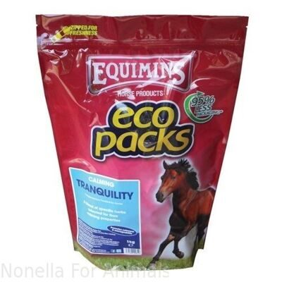 Equimins Tranquility Herbs bag refill, 1 kg