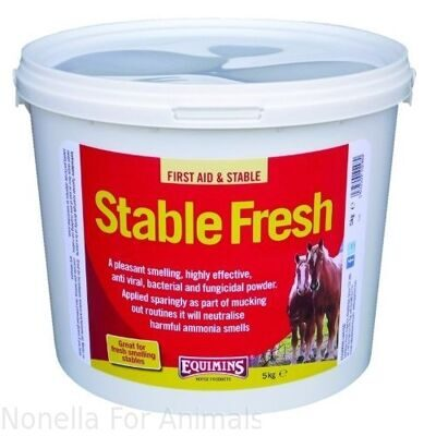 Equimins Stable Fresh Dry Bed Disinfectant Powder bag, 10 kg