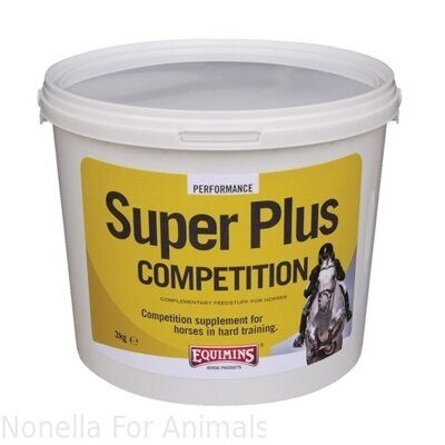 Equimins Super Plus Competition Supplement tub, 3 kg