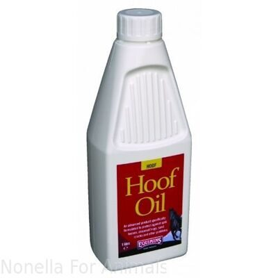 Equimins Hoof Oil bottle, 1 litre