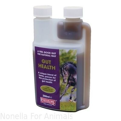 Equimins Gut Health (formerly Parasite Repel) bottle, 250 ml