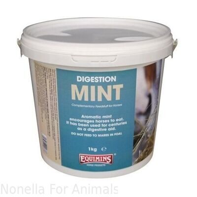 Equimins Mint Leaf tub, 500 g
