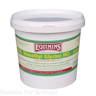 Equimins DMG (Dimethyl Glycine Pure) tub, 1 kg