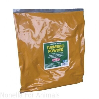 Equimins Straight Herbs Turmeric Powder tub, 1 kg