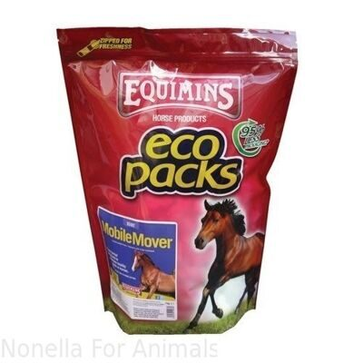 Equimins Mobile - Mover Herbs Eco Pack, 1 kg