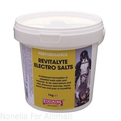 Equimins Revitalyte Electro Salts tub, 4 kg