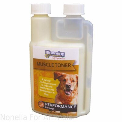 Blooming Pets Muscle Toner bottle, 250 ml
