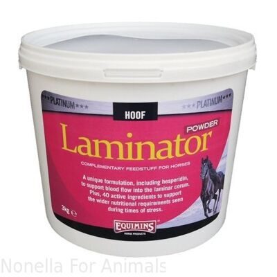 Equimins Laminator Supplement Powder tub, 3 kg